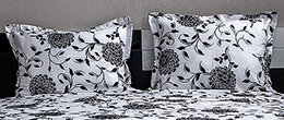 Lux. bed linens sateen